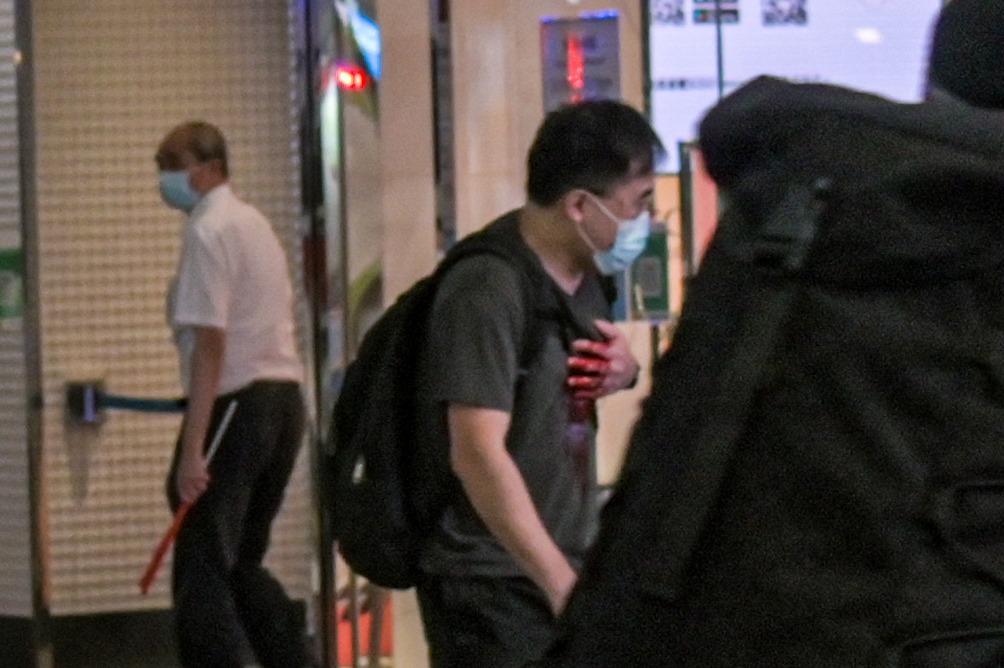 police officer stabbed stabbing sogo july 1 2021