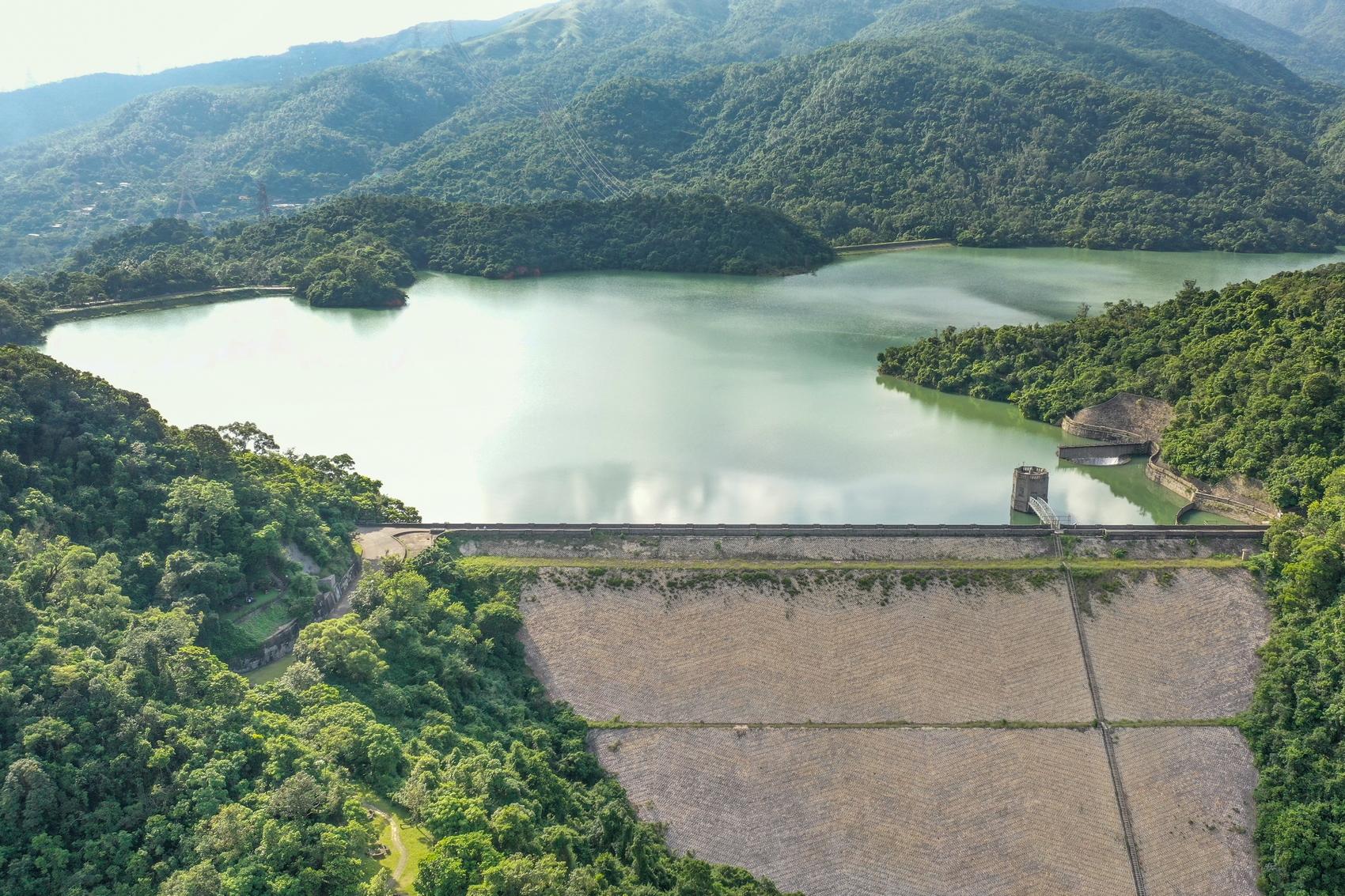 Shing-Mun-Reservoir