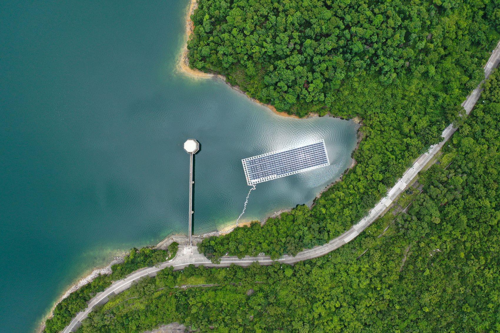 Shek-Pik-Reservoir