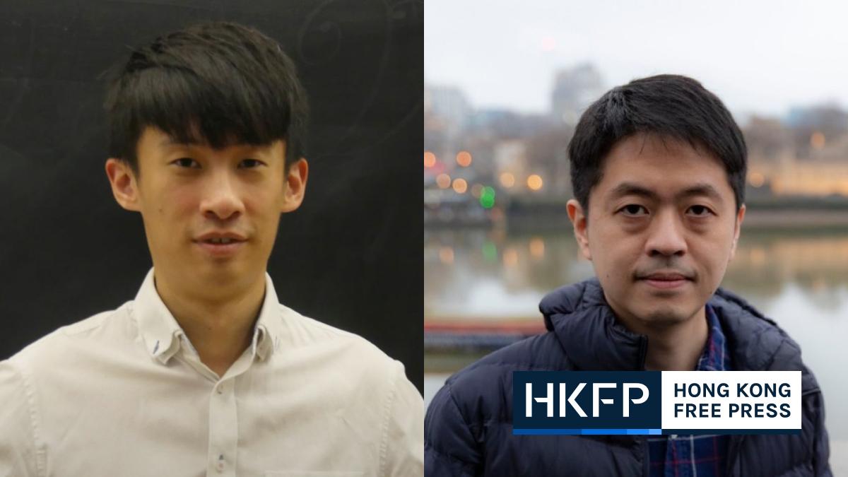 Hong kong activists send letter to us congrees urging asylum for Hongkongers