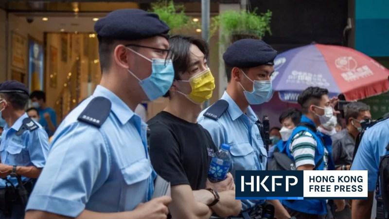 July 1 arrests