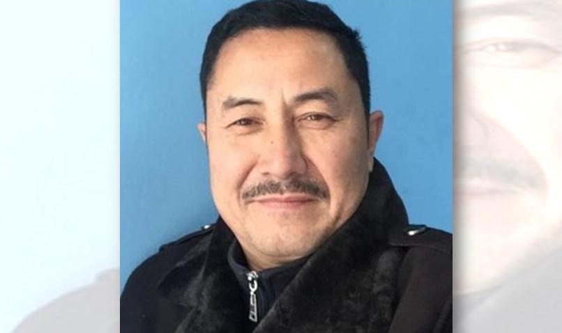 Yalkun Uluyol's father, Uyghur businessman Memet Yaqup.
