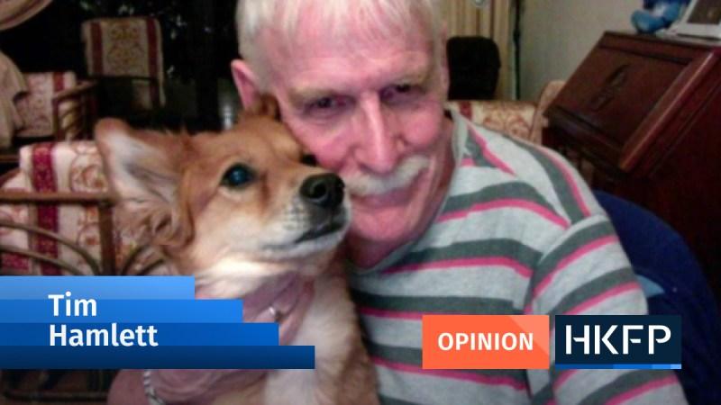 tim's dog