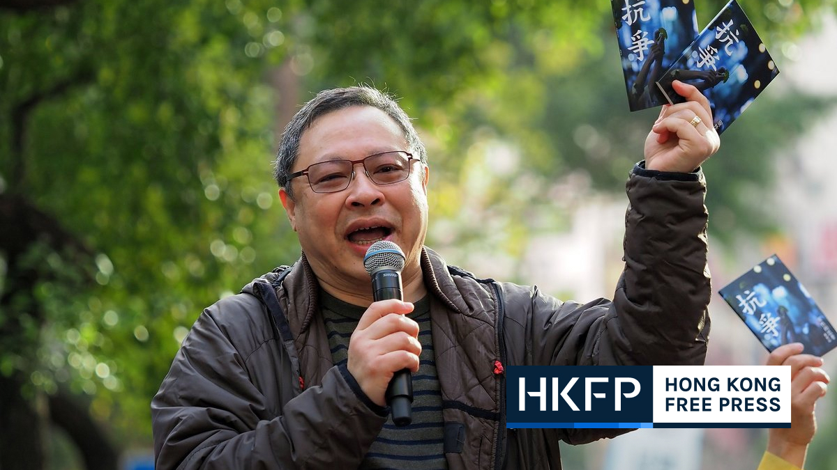 benny tai charged with incurring illegal election expenses