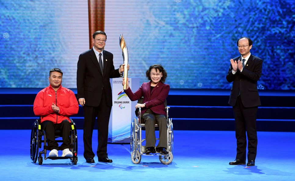 Beijing 2022 Olympics winter