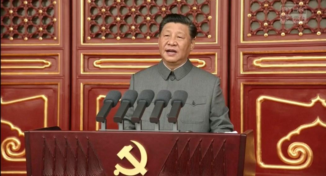 CCP 100 years July 1, 2021Beijing Xi Jinping