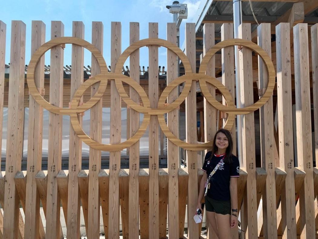 Tokyo Olympics Coco Lin