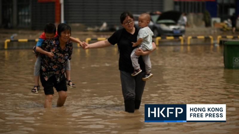 China-Weather-Flood