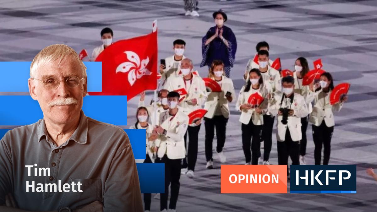 olympics - Opinion - Tim Hamlett