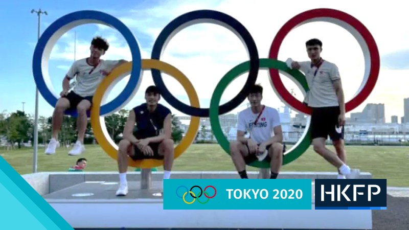 olympics hong kong