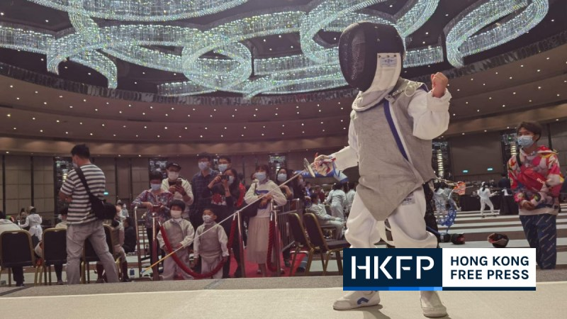 parents rush their kids to fencing school after edgar cheung olympic fencing win