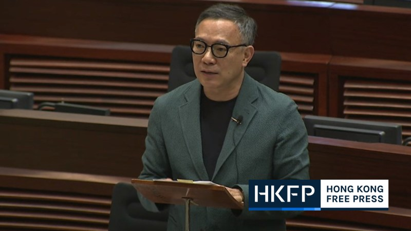 paul tse moves to vote amendments on legco rules of procedures