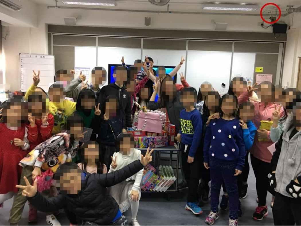 FactWire primary school cctv