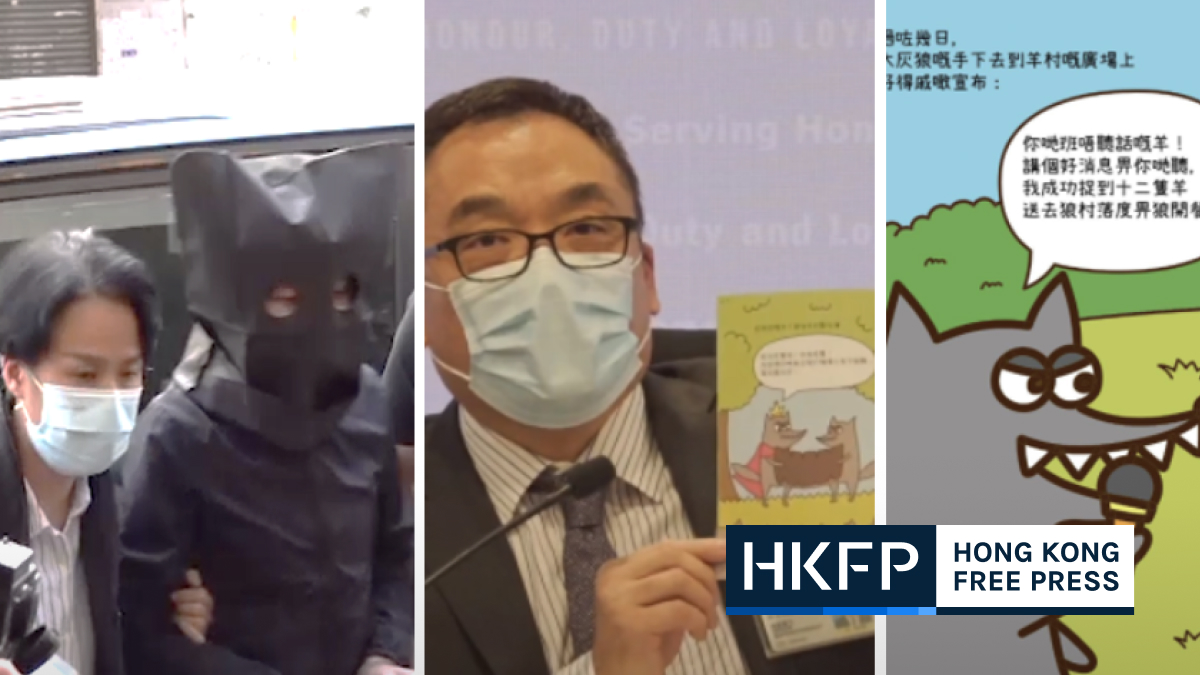 Steve Li and allegedly seditious children's books featured pic