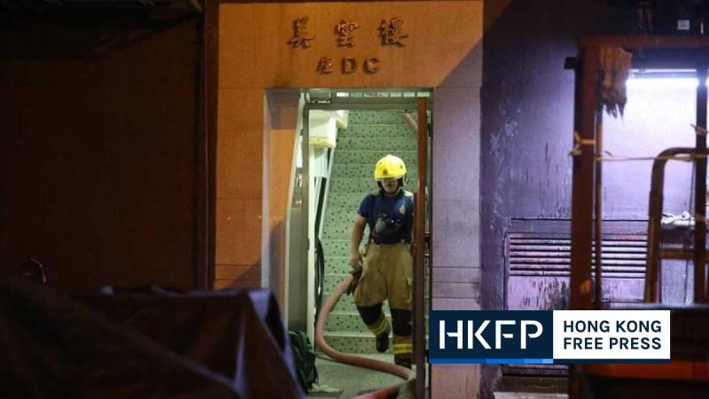 three dies in tai po blaze
