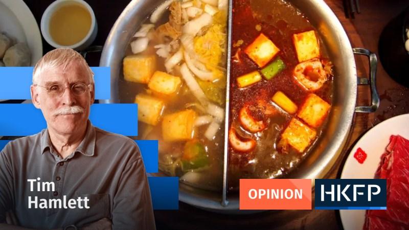 tim hamlett on hotpot dinner scandal