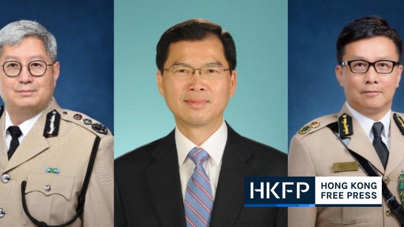 top officials