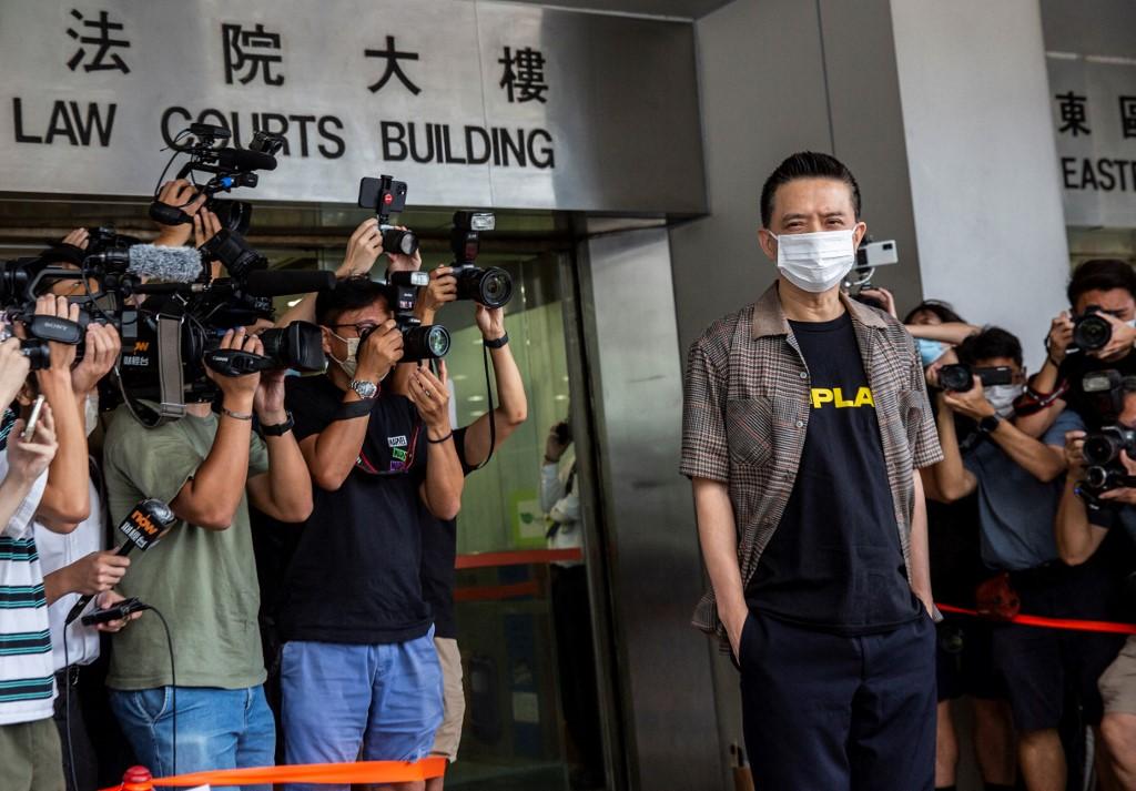 HONG KONG-CHINA-POLITICS-TRIAL