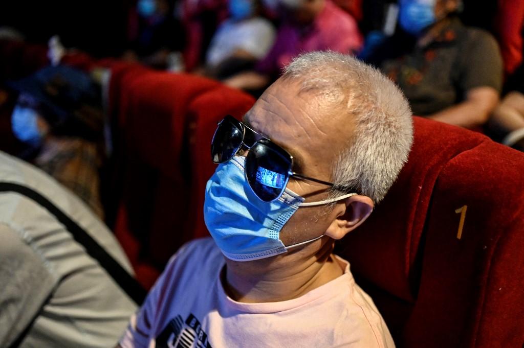 CHINA-FILM SOCIAL-DISABLED