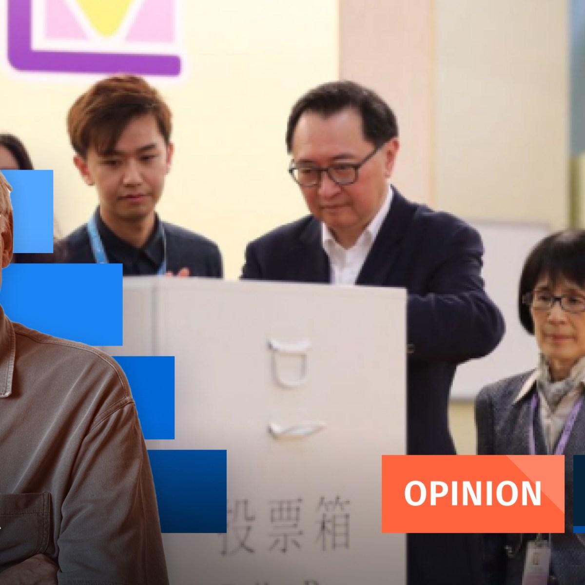 Article - elections - Tim Hamlett