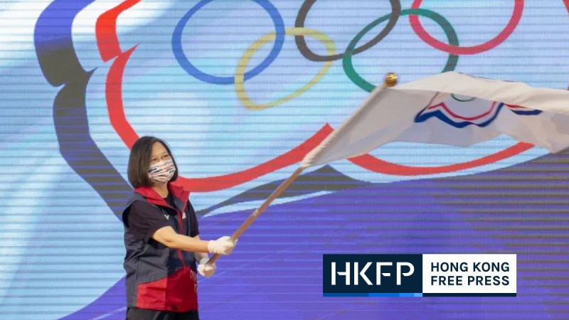 BBC 'sensationalised' naming issue over Taiwan Olympic team, China says