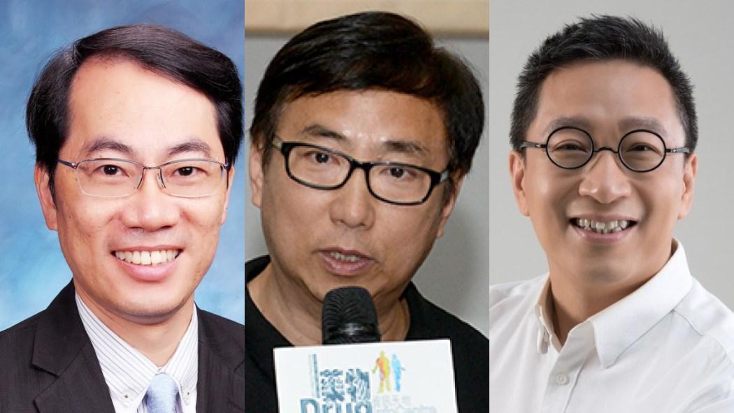 Francis Chau, tik chi-yuen, Jason poon