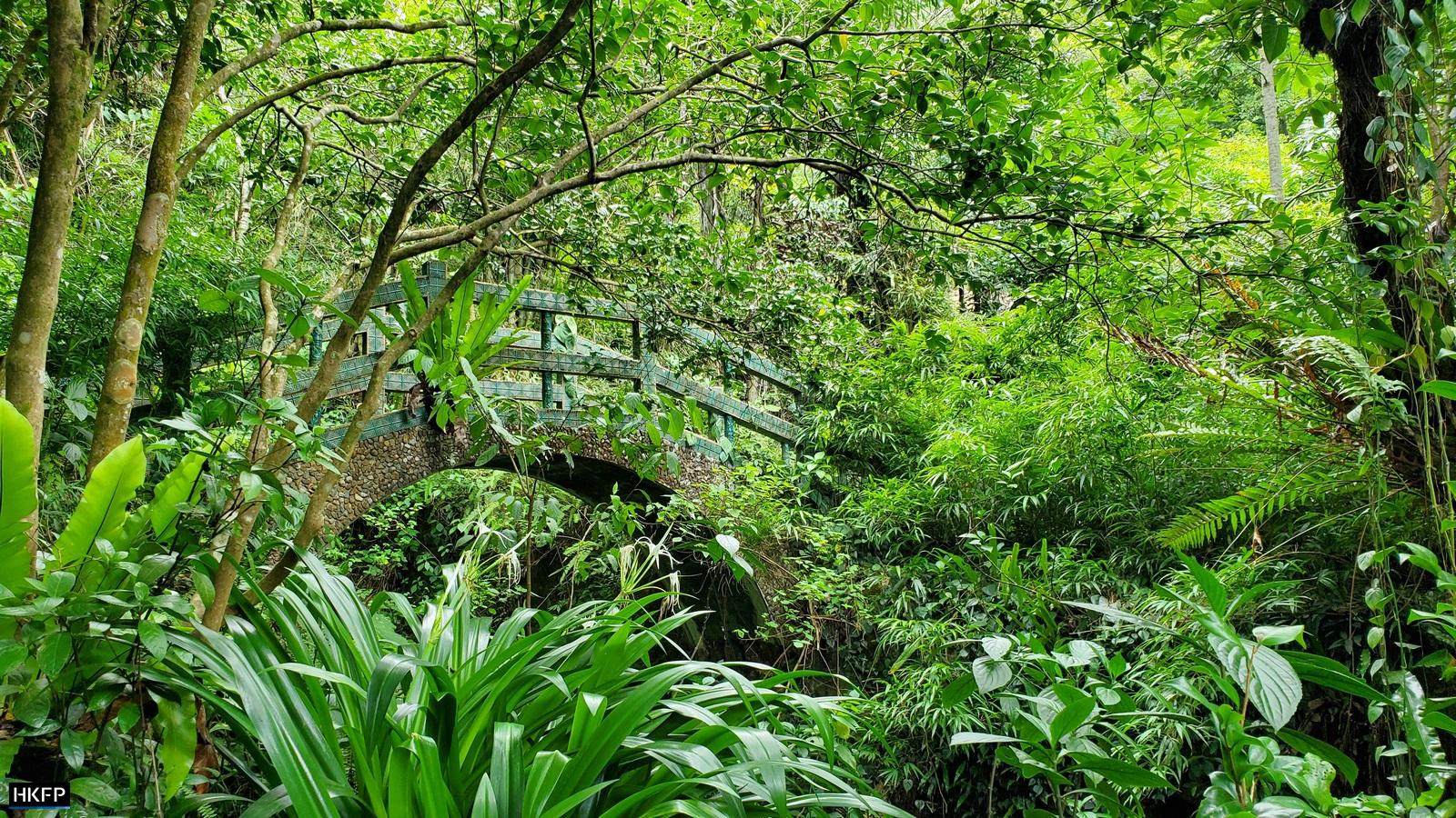 Garden Trails At Kadoorie Farm & Botanic Garden