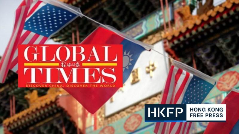 global times taiwan