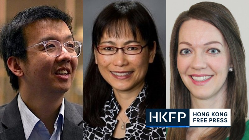 HKDC Hong Kong Democracy Council reshuffles, Samuel Chu resigns
