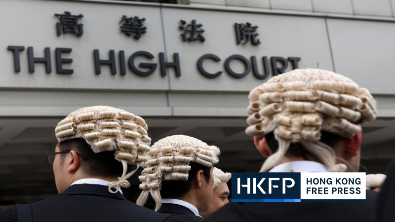 Hong Kong government lawyers eligible for senior counsel title