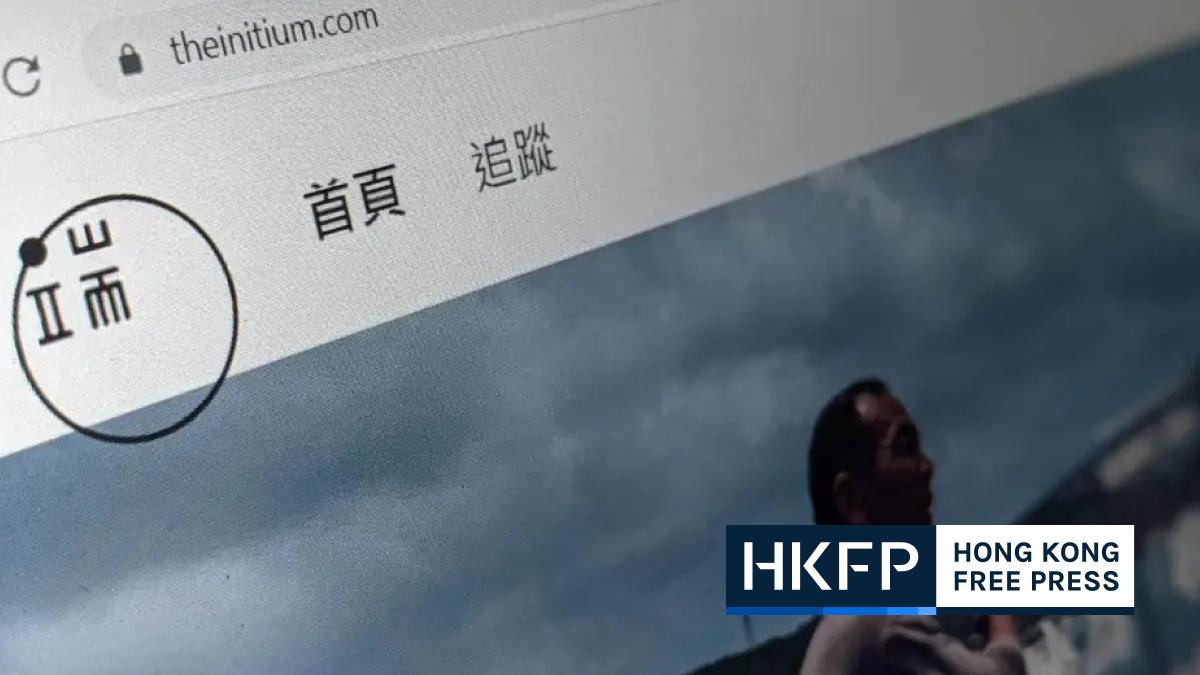 Hong Kong initium relocates to singapore