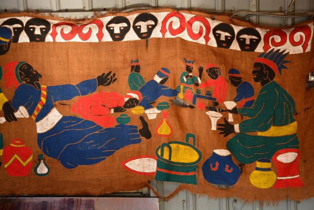 Taiwan indigenous art