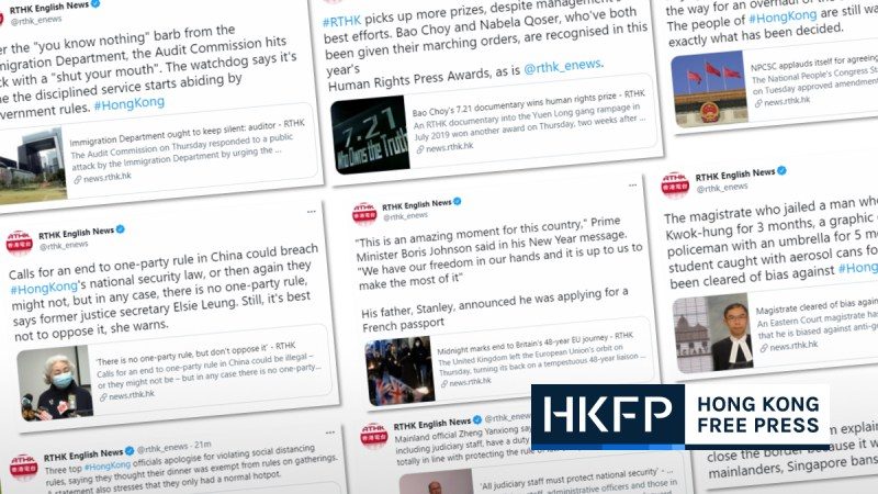 rthk comments