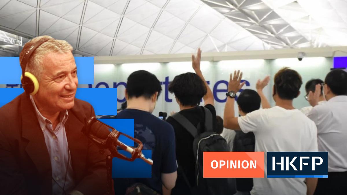 UK HK - Opinion - Steve Vines