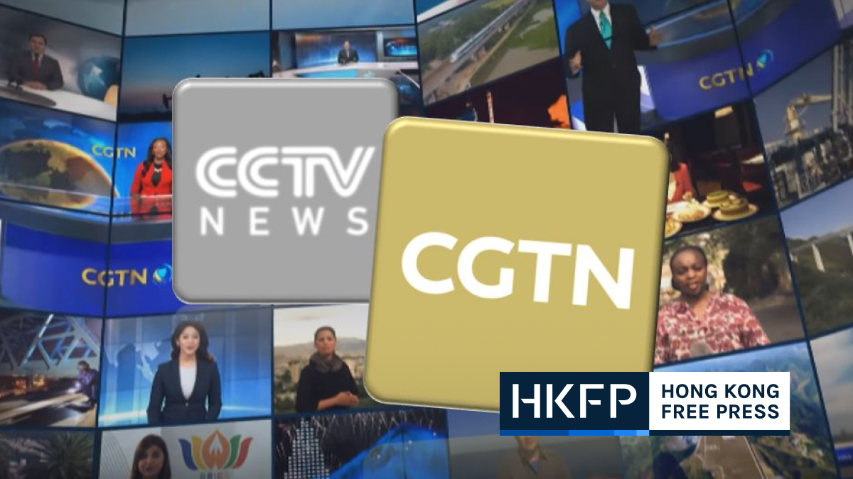 UK watchdog fines banned Chinese broadcaster