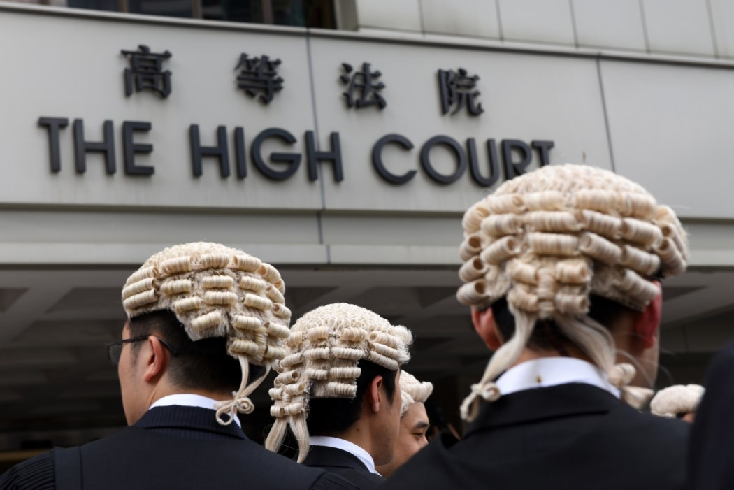 barrister hong kong high court lawyers