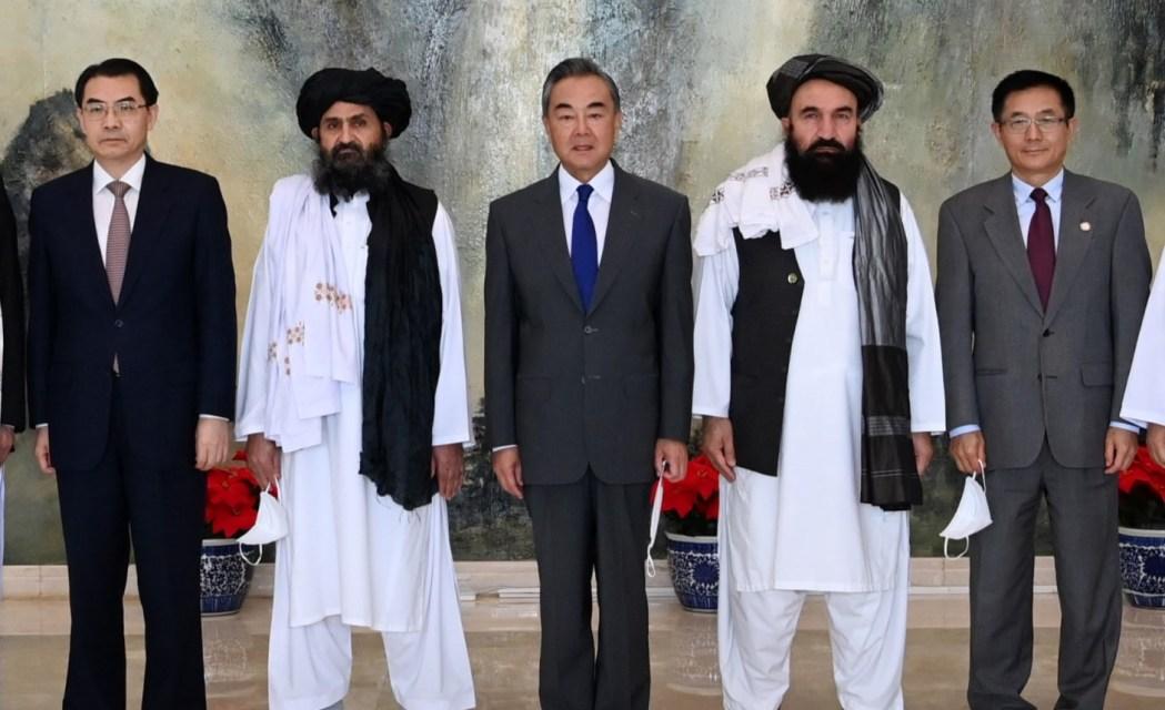 Taliban spokesman says China to keep embassy in Afghanistan, increase aid | Hong Kong Free Press HKFP