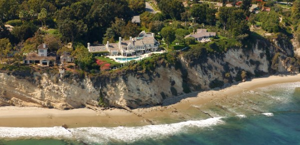 Barbra Streisand's house