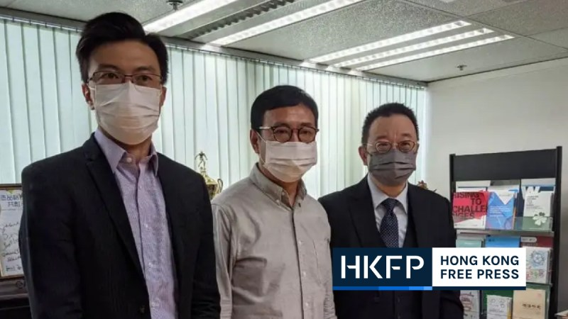 centrist party says nominations for election committee election are hard to come by
