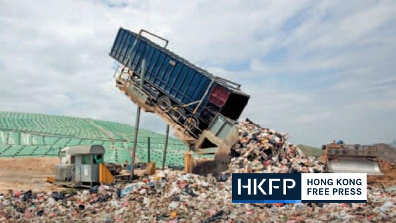 hk green groups slam late garbage tax