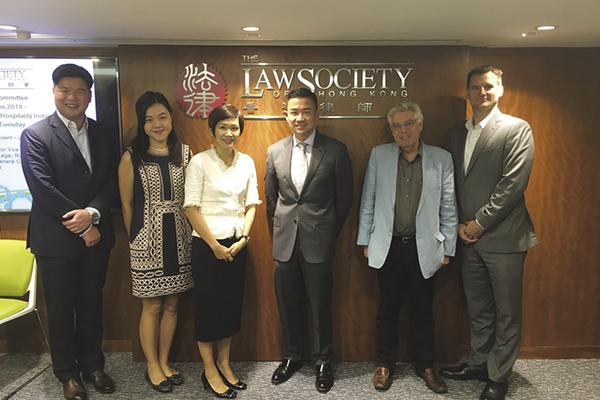 Jonathan Ross law society hong kong
