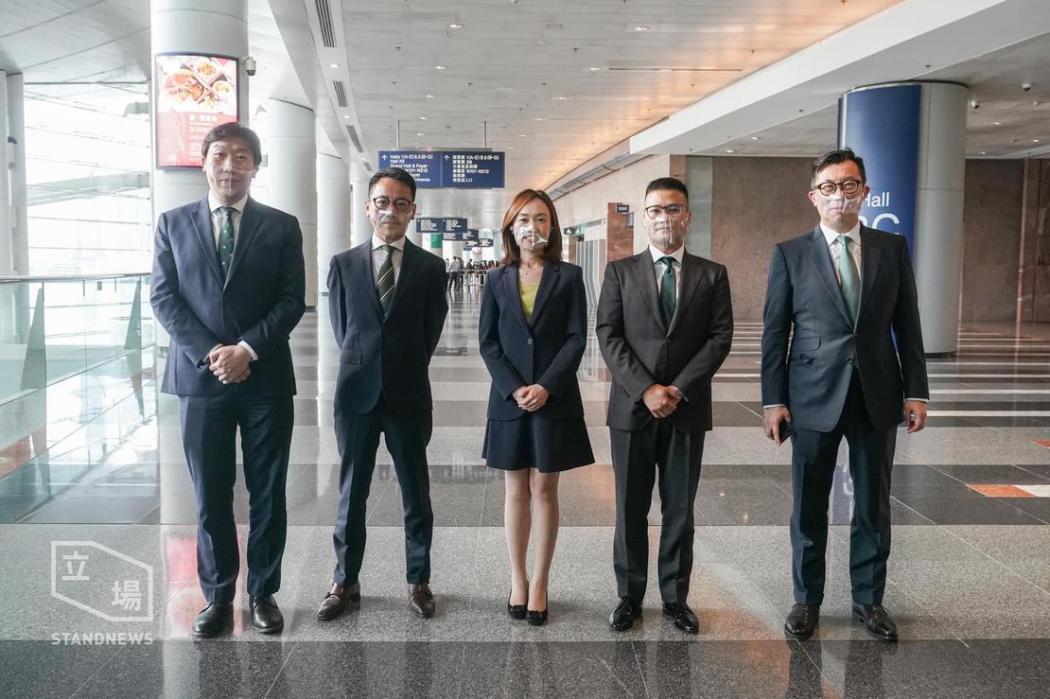 law society hong kong 2021 council winners