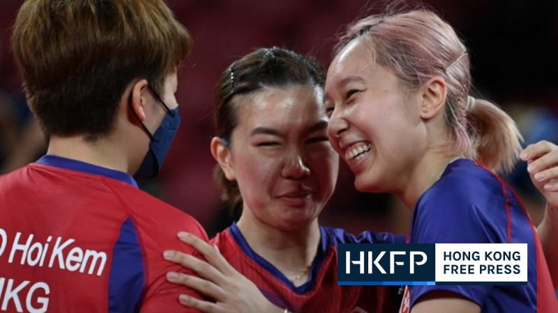 table tennis bronze hong kong
