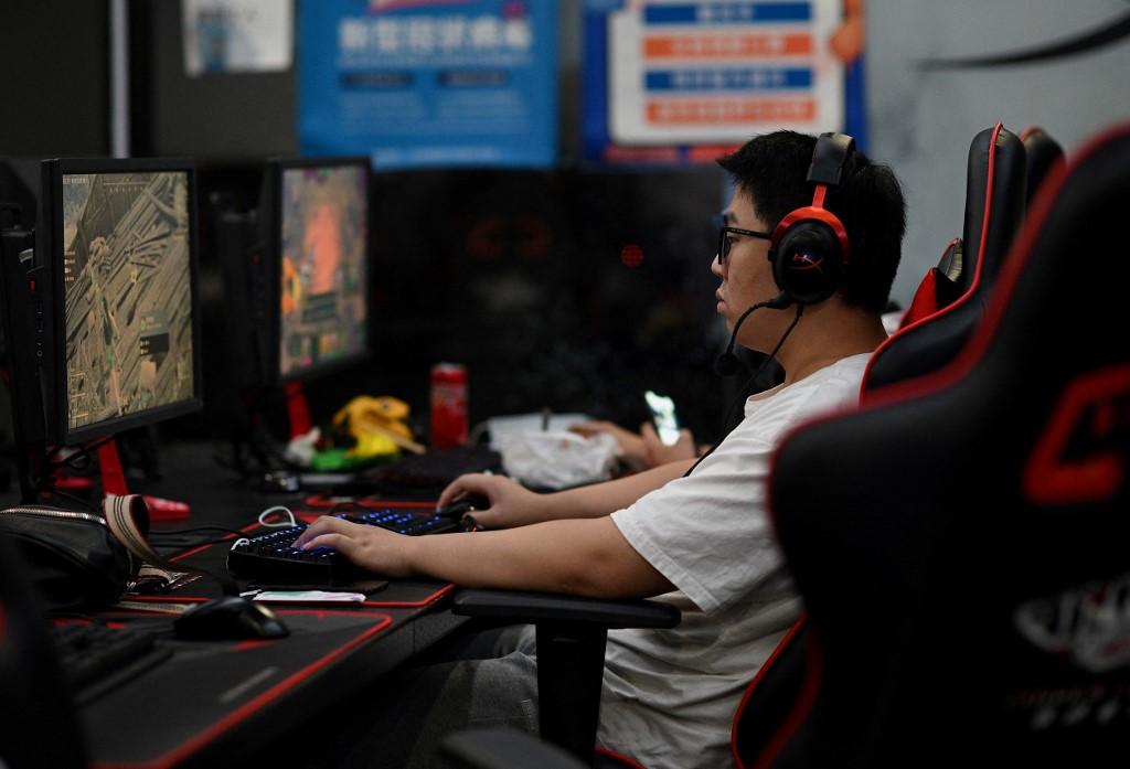 中国 - 政治 - 技术 - 游戏