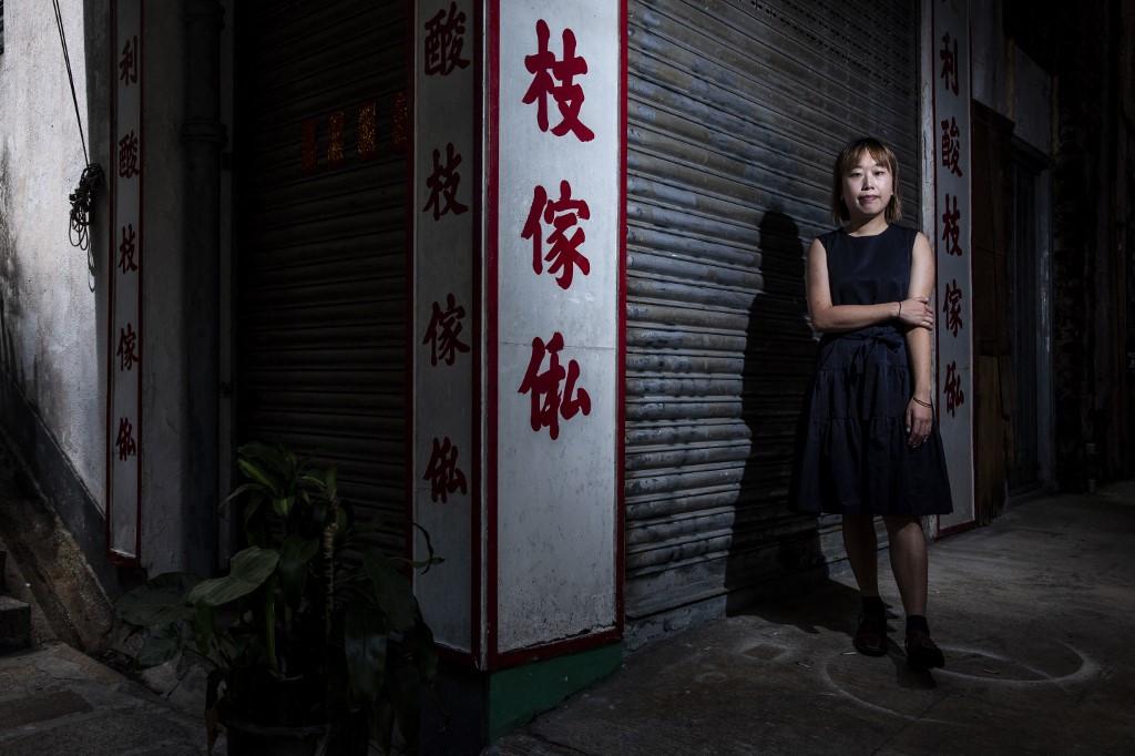 HONG KONG-CHINA-POLITICS-FILM