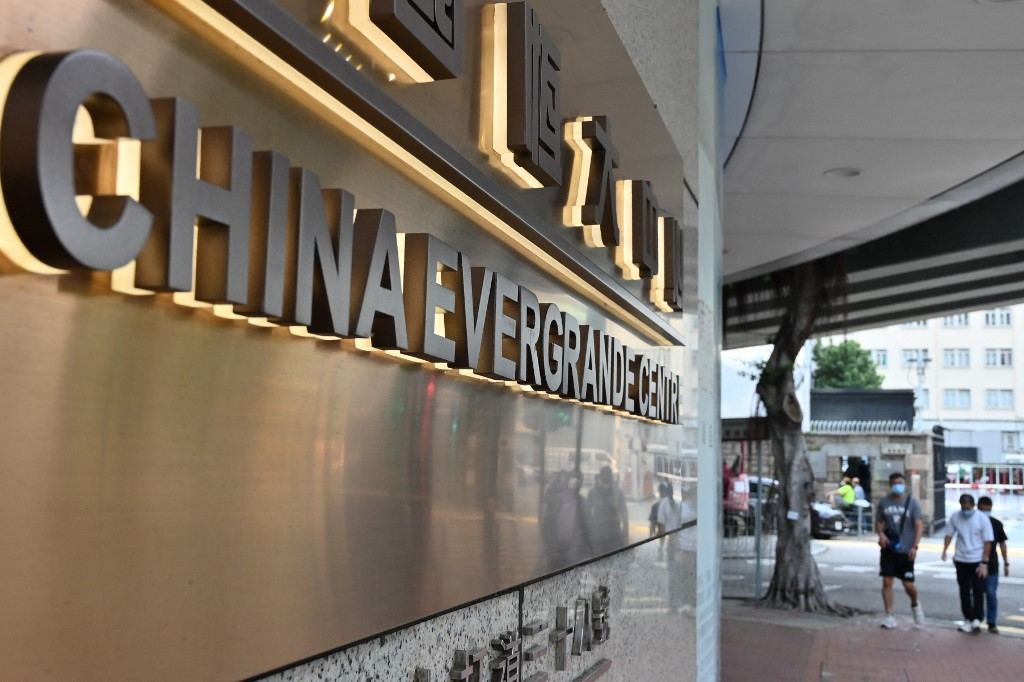 FILES-HONG KONG-CHINA-ECONOMY-PROPERTY-EVERGRANDE