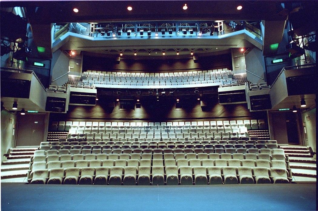 Shousan Theatre HKAC
