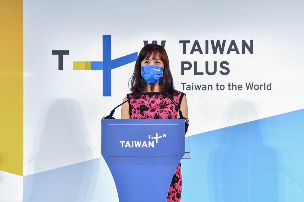 Joanne Tsai Taiwan+