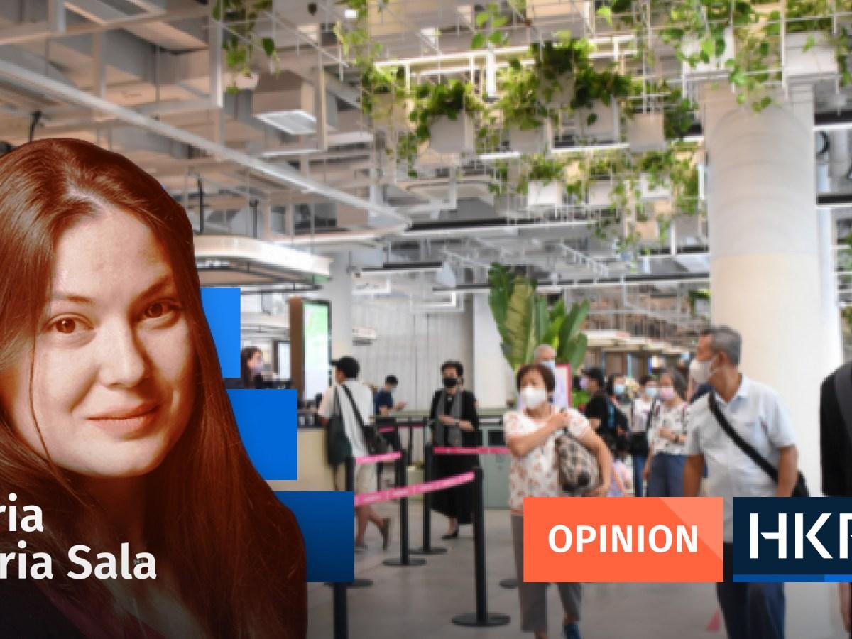 Article - Opinion - Ilaria Maria Sala