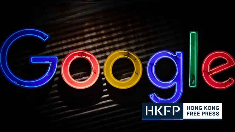 Google surrendered user data to Hong Kong authorities in the six months after national security law